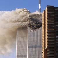 World Trade Center terrorist attack