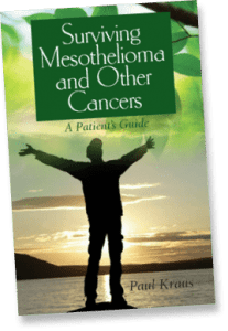 Get Your Free Book: Surviving Mesothelioma