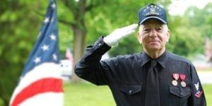 Military veteran asbestos