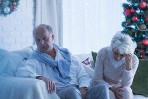 asbestos-exposed people stress