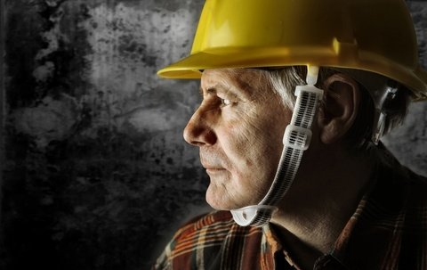 construction worker exposed to asbestos