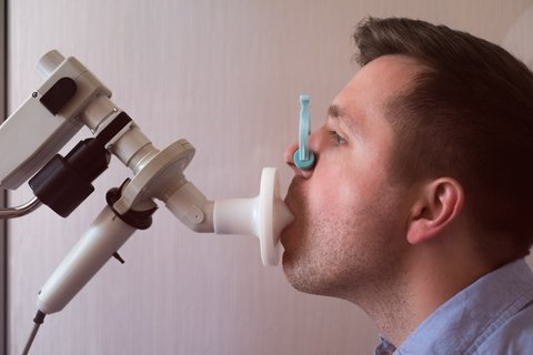 breath testing for mesothelioma