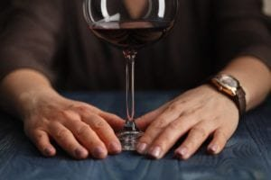 drinking and mesothelioma risk
