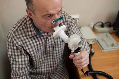 exhaled breath analysis