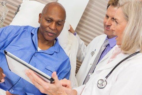 black mesothelioma patients