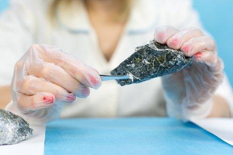 asbestos affects immunity