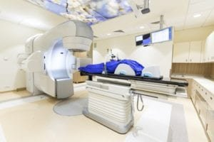 focused radiation after chemotherapy
