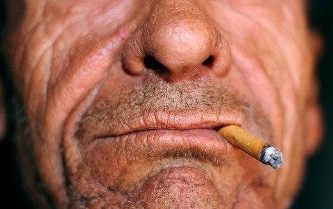 age and smoking