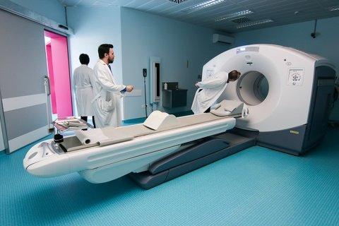 prognostic value of PET/CT