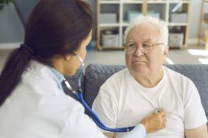 pleural mesothelioma patients